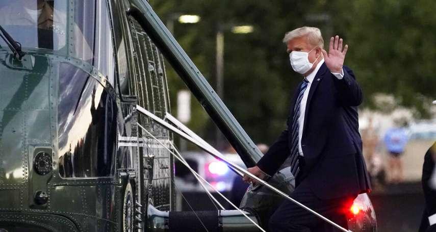 酸川普染疫趴趴走 羅友志:選什麼總統!應被推舉為聯合國無敵大統領