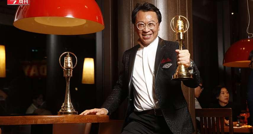 曾經慘賠百萬,「再當演員才能賺錢」…熬了35年的他,終於奪下金鐘雙冠王!