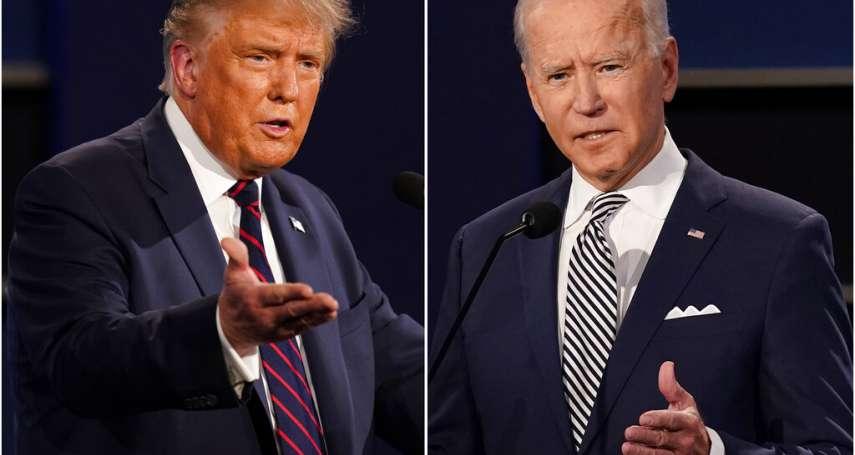 川普連任或是拜登上台?美國大選變天與否 中東各國站哪邊