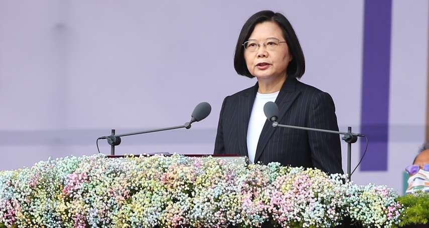 台灣經濟逆風高飛!蔡英文再提「三大策略」,工商大老們怎麼看?