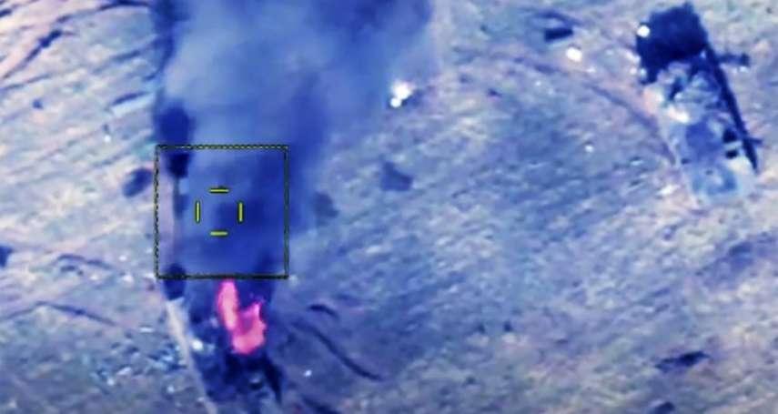 亞塞拜然打贏納卡戰爭的「魔法子彈」 無人機將成未來戰爭關鍵武器