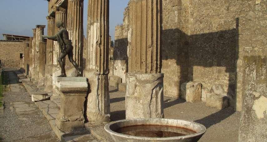 龐貝古城的神秘力量?觀光客順手牽羊 竟連年厄運纏身:這些文物被詛咒了!