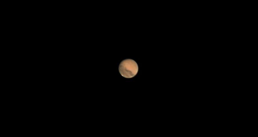 錯過再等15年!罕見大顆「火星衝」最佳觀賞時機出爐