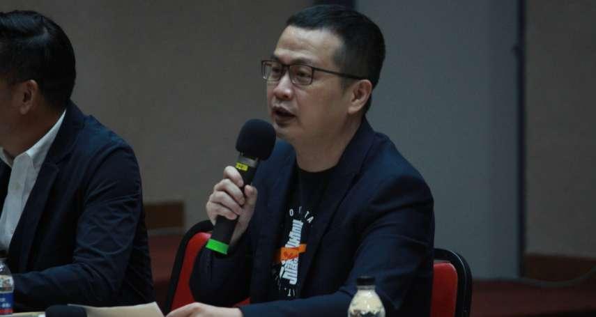 羅智強訴苦政治獻金案 柯文哲稱被彈劾才當台北市長,讚羅大有可為