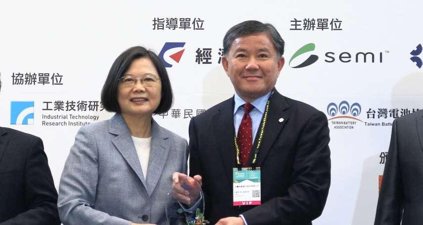 金融業唯一,永豐光鐸獎5連霸 誓言打造綠電大平台
