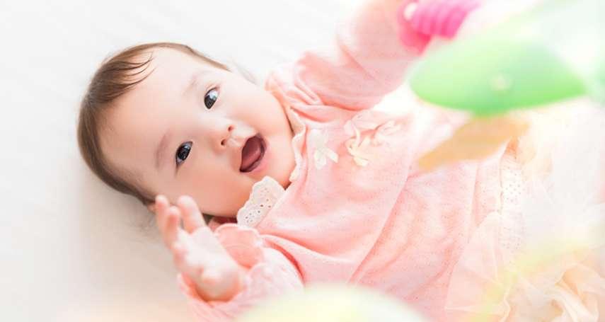 寶寶第一次微笑,真正原因竟不只是開心?解析藏在寶寶微笑中的超驚喜秘密