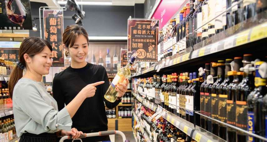 平價葡萄酒當道?全聯搶紅金商機,年賣170萬瓶,到底都是誰在買?