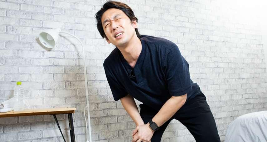 膝蓋痛是因為腿部肌力不夠!日本治療師不藏私傳授4招居家鍛鍊運動,還能改善O、X型腿!