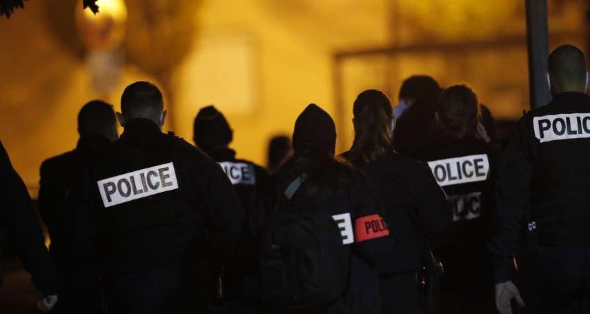 老師遭當街斬首!法國教師秀穆罕默德漫畫惹殺機 總統馬克宏矛頭指向伊斯蘭恐怖份子