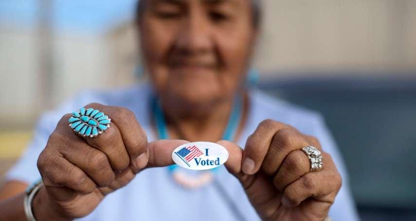 投票限制多、郵寄投票難……美國總統大選在即,美洲原住民選舉權卻長年遭到壓制