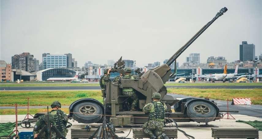 近期三度曝光!台灣防空「最後防線」是它:擁有4大戰力