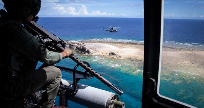 「對中包圍網」成型?「四方安全對話」再升級:美日印澳11月將聯合軍演
