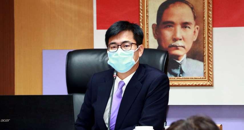 王淺秋提刑案酸高雄沒市長 陳其邁回應了