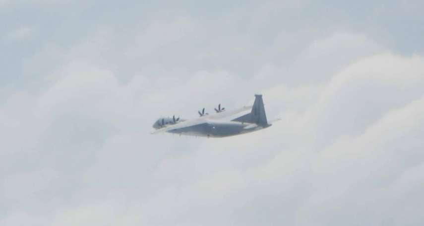 共機又來了!運8反潛機侵入我國西南角,可能為了掩護這項任務
