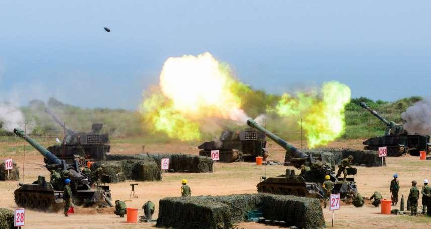 主戰對避戰,台灣藍、綠軍事論戰誰虛誰實?