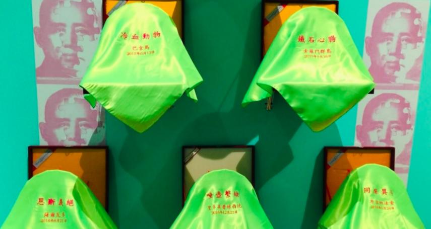 北美館展嗆斷交國「冷血動物」、「鐵石心腸」 游淑慧傻眼:恐怖情人?