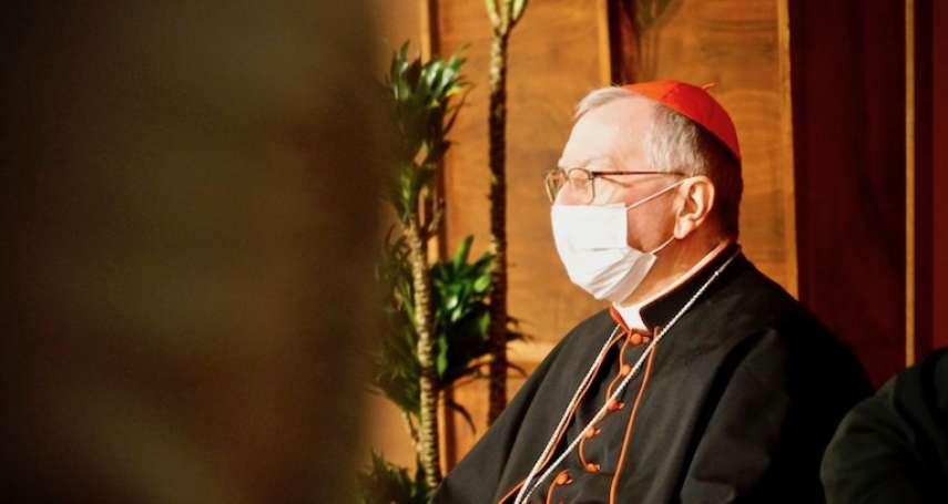 獨家》專訪教廷國務卿帕羅林樞機主教:中梵主教協議確定續簽,但無涉雙方外交關係