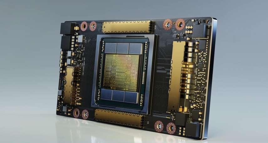 NVIDIA 打破人工智慧推論的效能紀錄