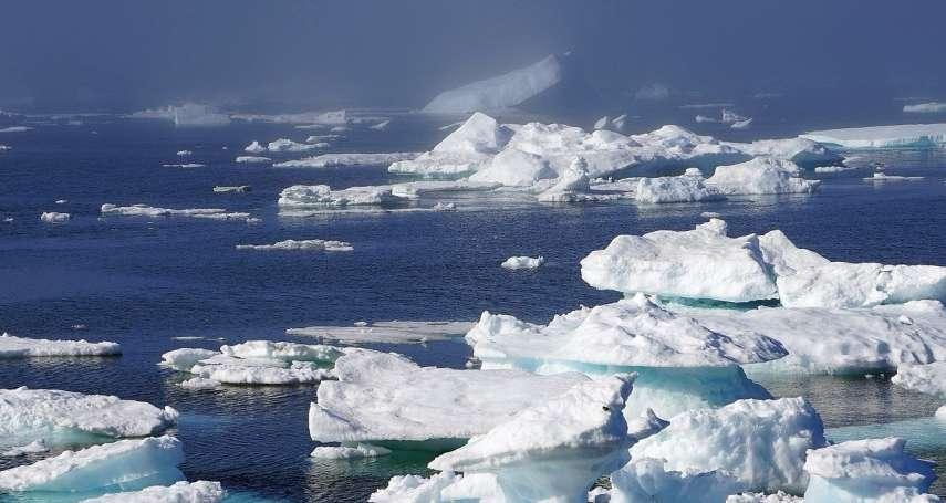 凜冬將至,北極圈海冰仍未凍結!專家警告:10年後恐成「無冰洋」