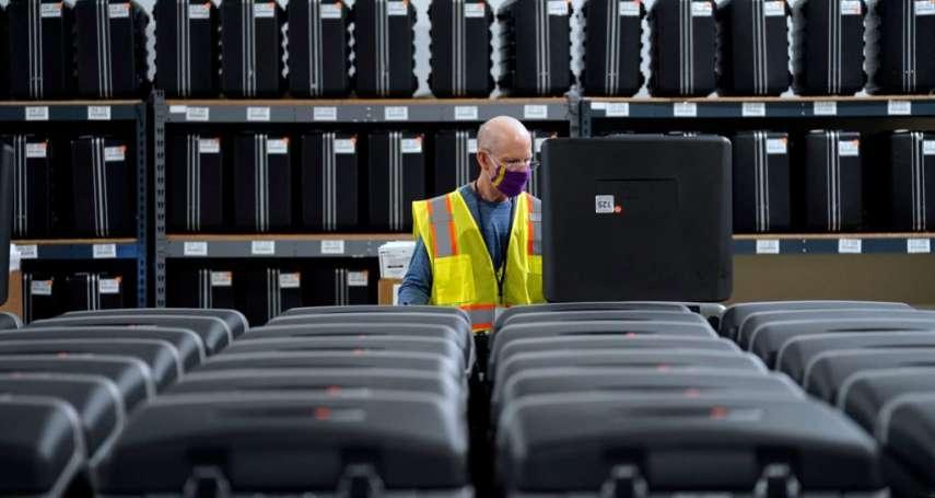 美國大選結果何時揭曉?專家:「郵寄投票」開票費時,可能拖上好幾天