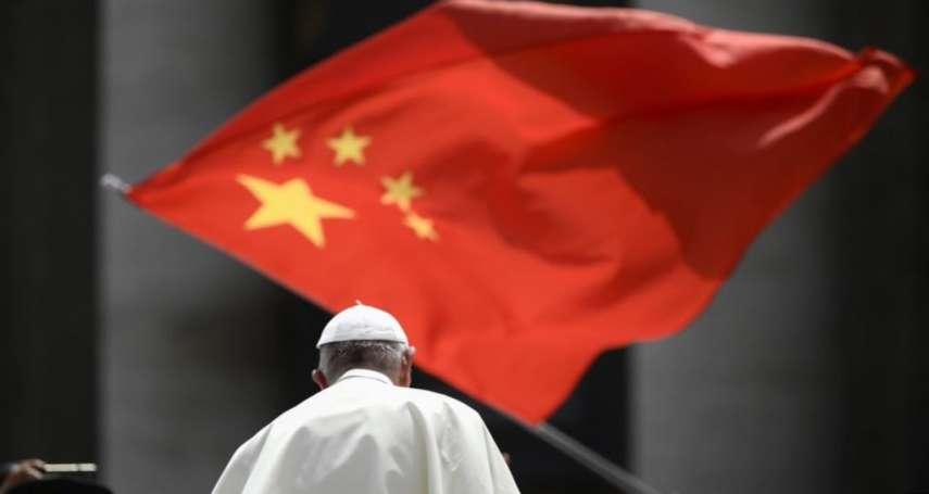 中梵主教協議續簽 陳日君批評:可能為中梵建交與教宗訪問中國鋪路