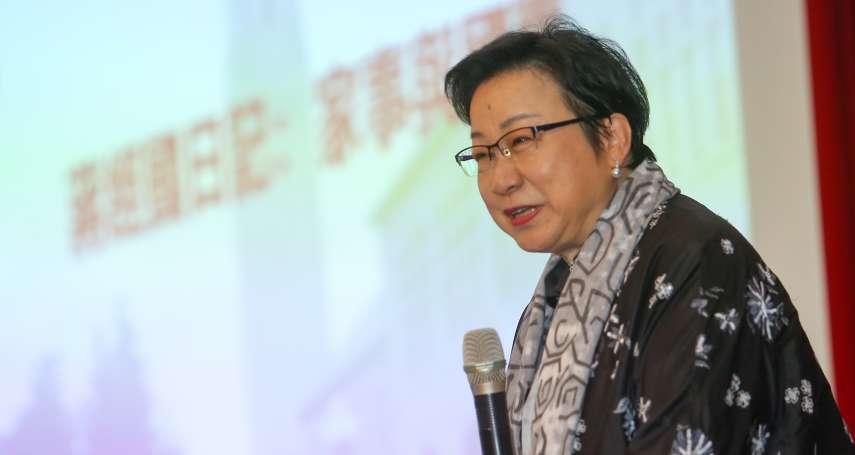 牽線兩蔣日記留美,郭岱君為何棄台灣官位赴美當史學者