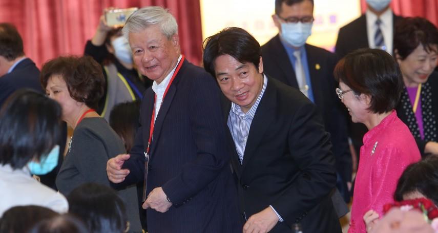 國際自由婦女聯盟成立亞太總部 賴清德、呂秀蓮同台