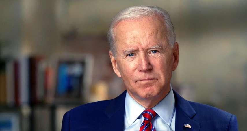 史上最高齡美國總統,打拚半世紀登峰造極!拜登將力圖重振「後川普時代的美國」