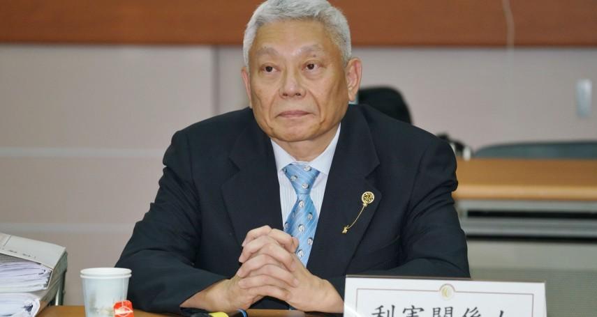 反擊黃國昌 蔡衍明公布與主管對話:正常聊天被斷章取義成干預新聞