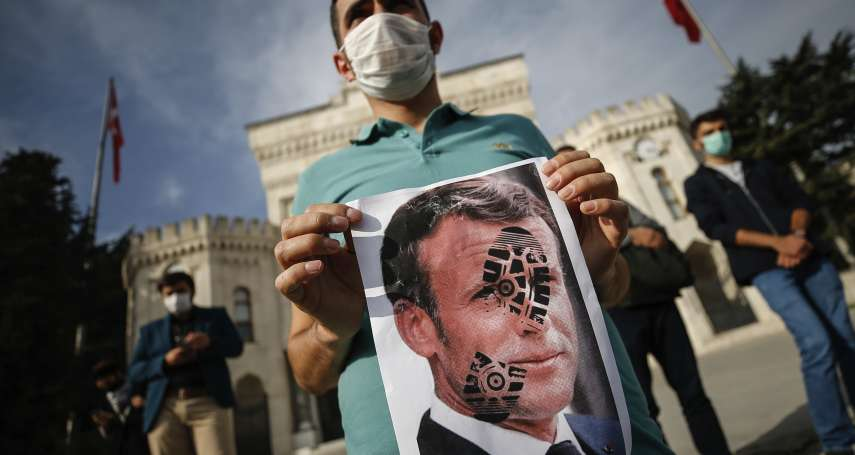 堅持世俗主義?打壓伊斯蘭教?法國與土耳其越槓越凶