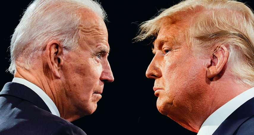 2020美國總統大選》川普選情告急!選舉人票數差太遠,5個搖擺州是逆轉關鍵