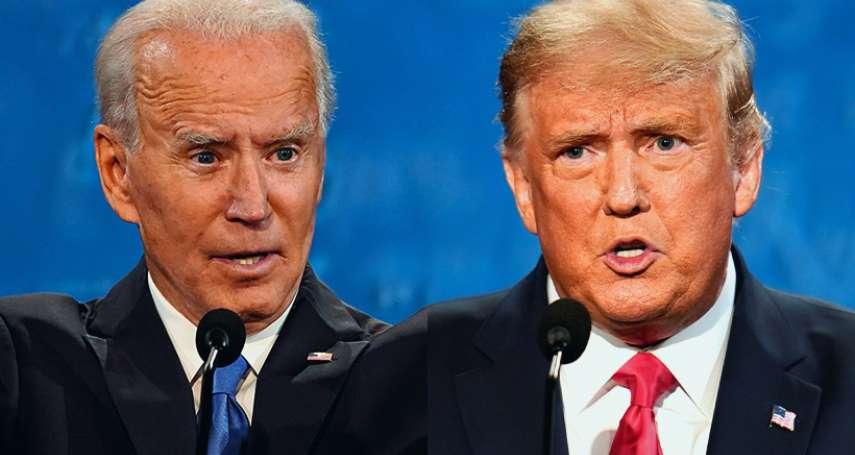 《經濟學人》預測:川普勝選機率只剩4%! 5張圖透視美國總統、參議院選情