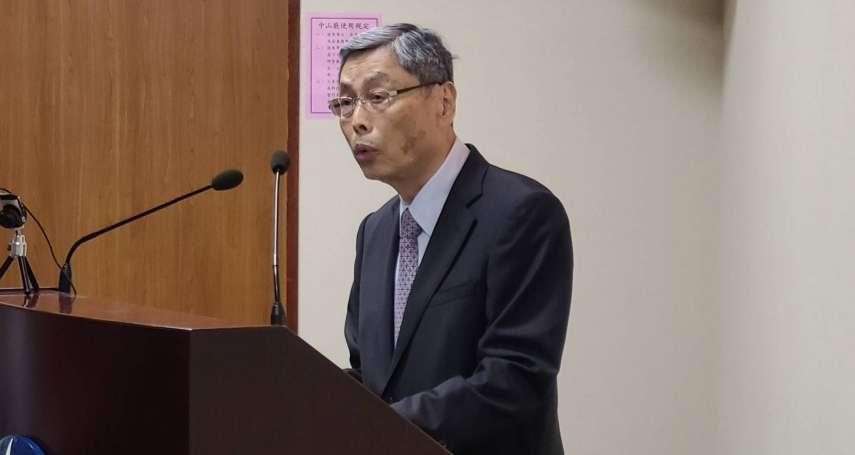 透露廣東已開例 高孔廉:台灣應適度開放綠色通道助台商往返兩岸