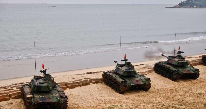 地面作戰主力洗牌》老「華克猛犬」摔出服役序列 M1A2T戰車成領頭羊?
