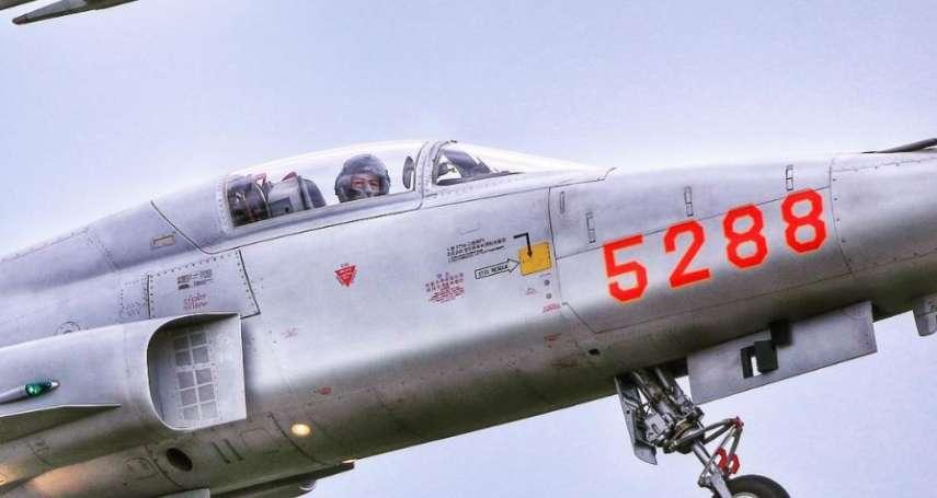 殉職飛官朱冠甍曾駕「5288」戰機籲愛要及時:感謝父親對孽子的奉獻