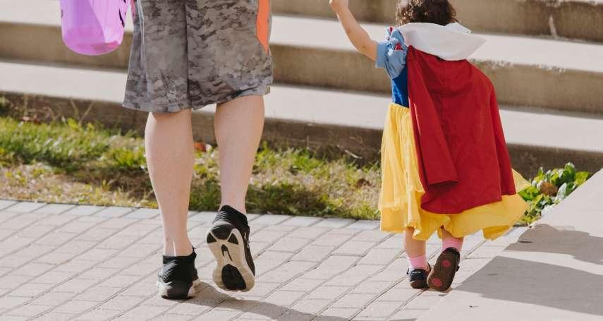萬聖節裝扮根本是家長設計大賽!一年一度上街要糖,3個穿著建議父母必知