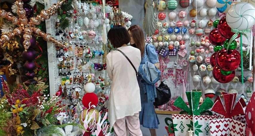 國際級耶誕飾品開賣
