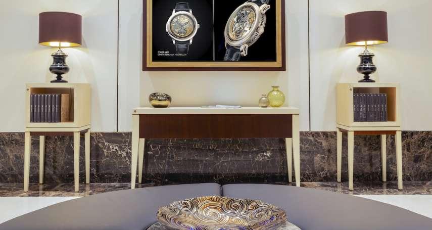 百達翡麗101專賣店改裝開幕,三件頂級座鐘限時展出