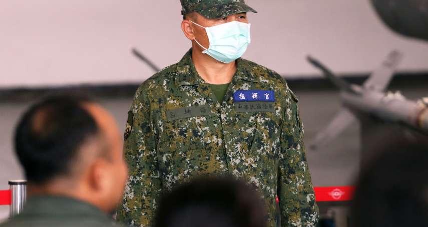 國軍重要軍職11月大風吹!總統府新侍衛長人選浮出水面