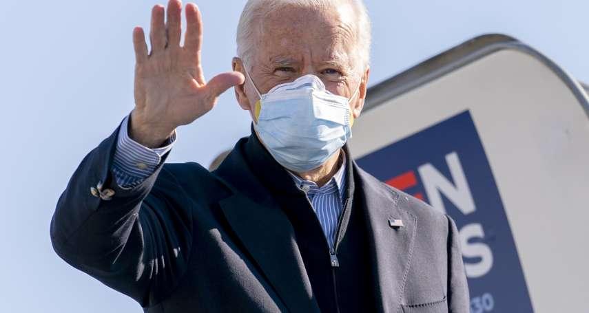 2020白宮之戰》選民最關心:除了「和川普不一樣」,拜登如何帶領美國走出疫情風暴?