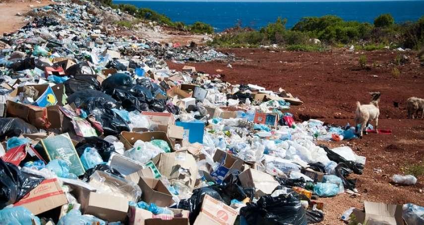 台灣垃圾快沒地方丟了!專家提出解決方法:善用這產業,一年可少掉幾百萬噸廢棄物