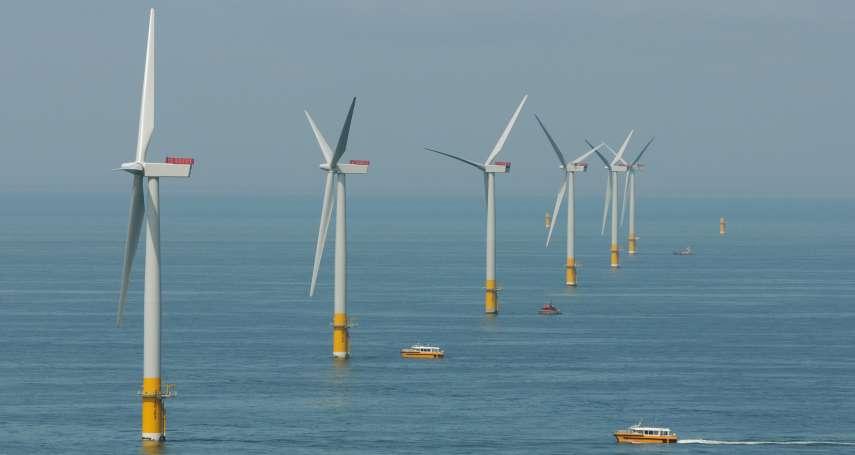 英國離岸風電的最大犧牲者:清理海床未爆彈,讓海洋哺乳動物命在旦夕