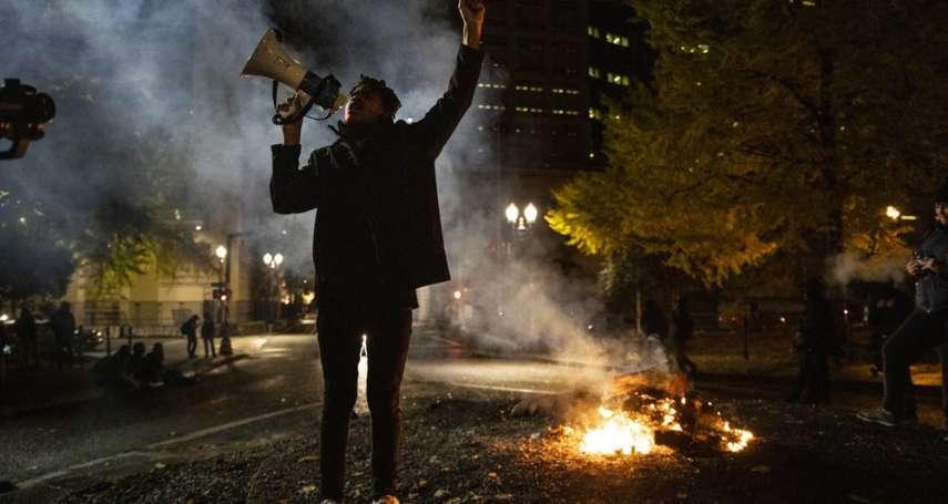 分裂的美國:川普要求「停止計票」,引爆各地示威!拜粉、川粉水火不容