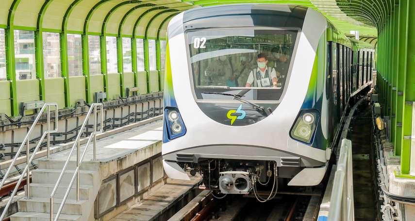 台中捷運試營運正式起跑!免費搭乘1個月,共18站轉乘台鐵、高鐵超方便
