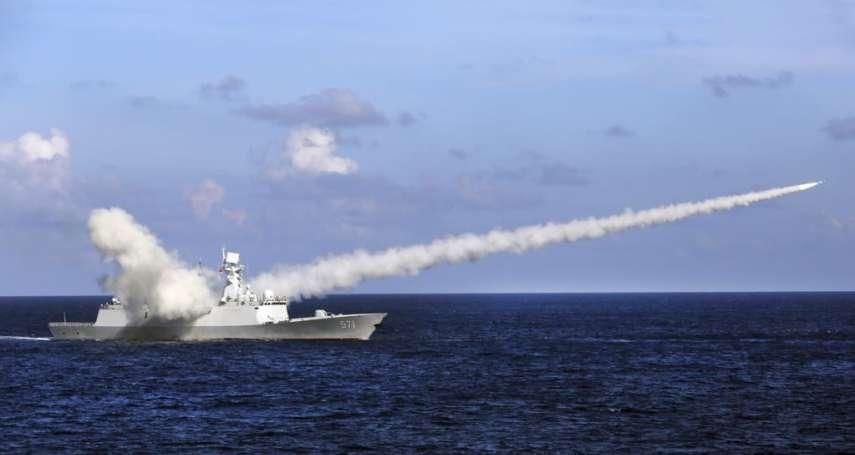 台海衝突》觀察人士:美國若不能與台灣站在一起,東亞同盟體系可能瓦解!