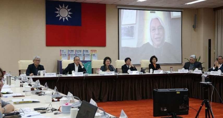 人權會與APF視訊座談 陳菊:不義遺址保存轉化是台灣重要課題