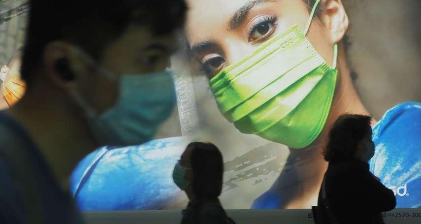 彩色口罩會致癌?毒物專家解答:別太擔心!這2種情況下才會釋放致癌物