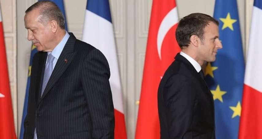 從土耳其、法國衝突升溫,看歐亞文化的宗教與地緣之爭