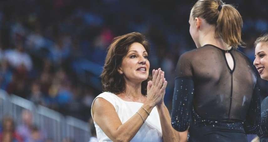 誰說教練一定要強勢、專橫領導?沒練過體操、不會翻筋斗的她,帶領團隊贏得7次全國冠軍