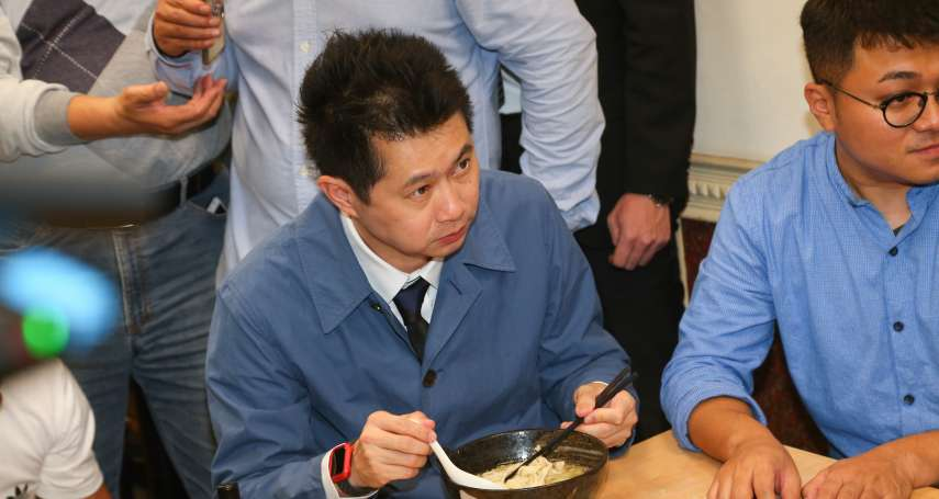 認牛肉麵事件「遭在野黨刻意政治操作」 丁怡銘辭政院發言人、蘇貞昌同意了